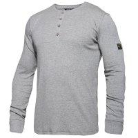 Explore Grandad Langarm-Shirt