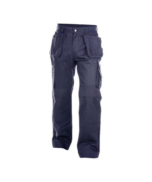 DASSY® Oxford, Holstertaschen-Bundhose mit Kniepolstertaschen