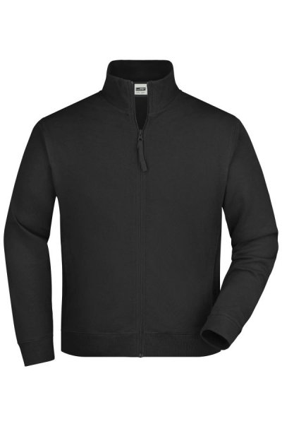Sweat Jacket, Klassische Sweatjacke aus French-Terry