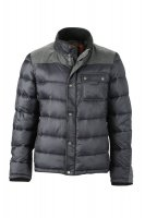 Mens Winter Jacket, Gesteppte Winterjacke mit...