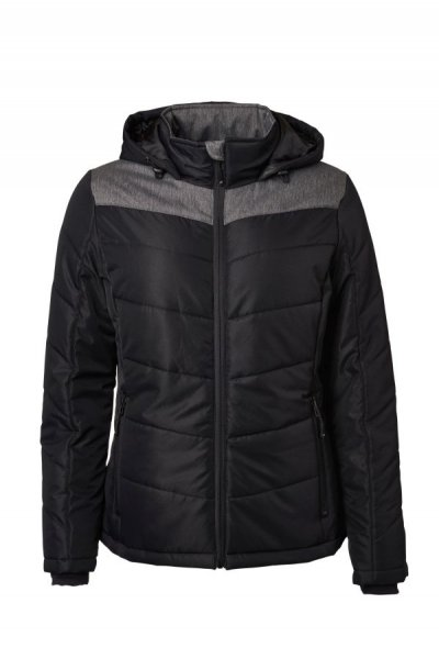 Ladies Winter Jacket, Sportliche Winterjacke mit Kapuze