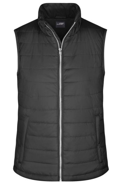 Ladies Padded Vest, Leichte, wattierte Steppweste