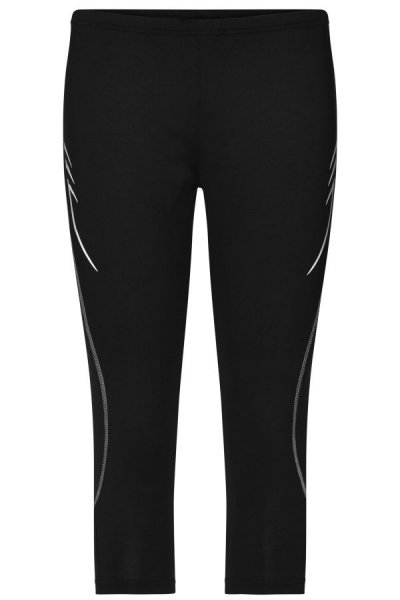 Ladies Running 3/4 Tights, ¾  Lauftights