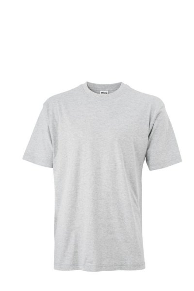 Basic-T, T-Shirt aus Single-Jersey